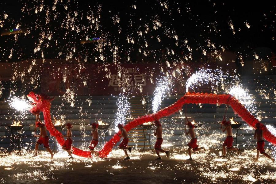 Как встречают Новый год в разных странах мира