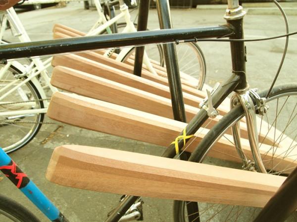 Стойка для велосипеда своими руками из дерева