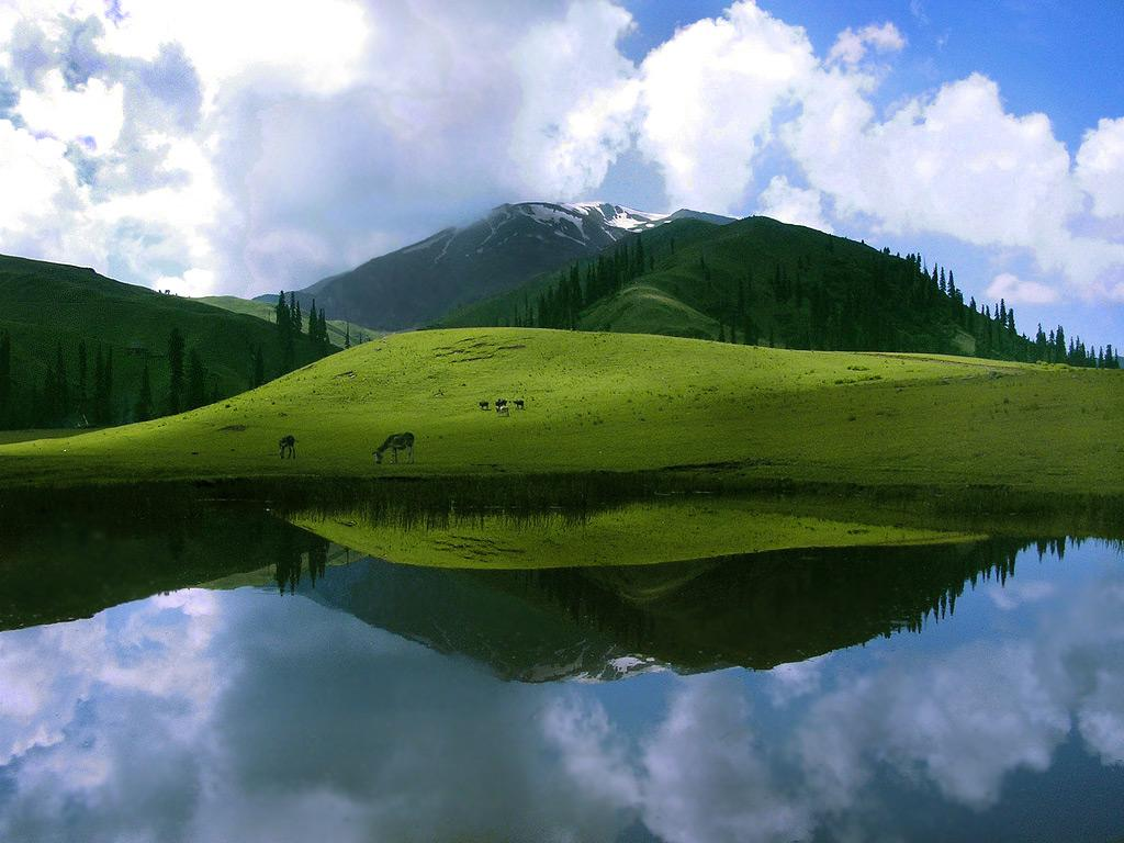 Десятка самых чистых водоемов планеты