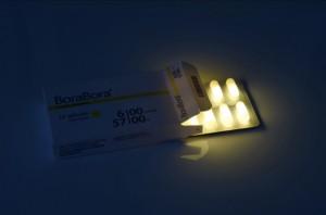 BoraBora - таблетки солнечного света