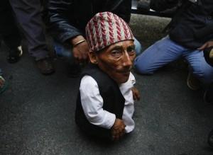 Самый самый маленький человек в мире