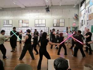 А вы знали, что есть Нью-Йоркский клуб джедаев?