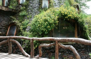 Вы знаете, что в Чили есть отель-вулкан?