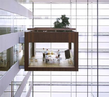А вы знали, что Летающие конференц-залы?