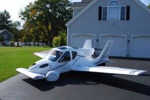 Автомобиль который умеет летать