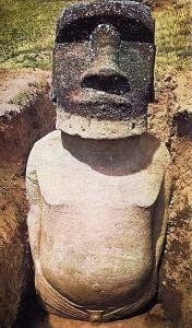 Секрет фигуры на острове Пасхи