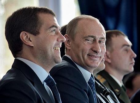 Выборы прошли в пользу президента Путина