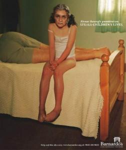 Сексуальное насилие крадет у детей жизни.