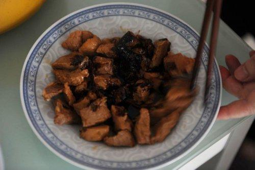 китайское мясо подделка говядина из свинины