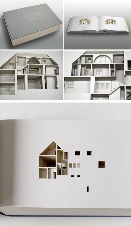 Креативные скульптуры из книг
