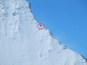 Хижина, которая находится далеко в горах