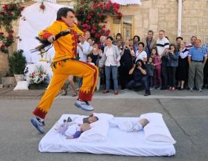 Фестиваль очищения по названием Эль Колачо