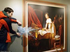 Необычный южнокорейский музей оптических иллюзий