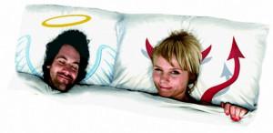 Прикольное постельное белье