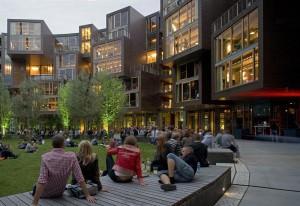 Самое классное общежитие для молодежи в мире