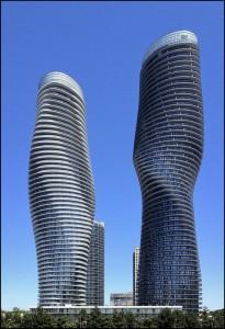 Интересные башни - Абсолют Тауэрс