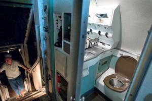Самолет может служить жилым домом