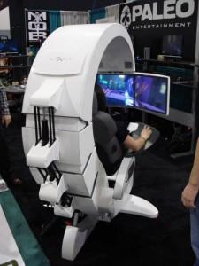 Кресло для геймера - Emperor 200