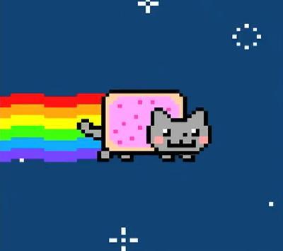 Nyan Cat – самый культовый кот