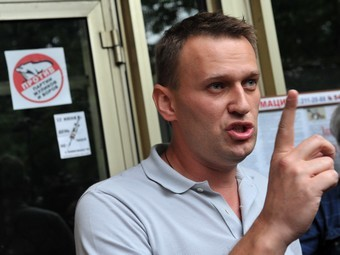 В интернете появилась переписка Навального с Никитой Белых