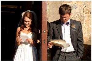 Реакция мужчины и женщины на любовные письма