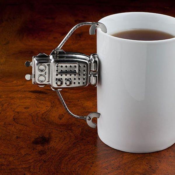 Подборка креативных заварников для чая
