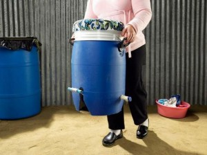 Бюджетный вариант стиральной машинки