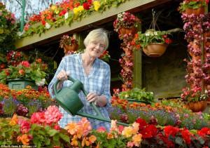 Цветущий сад любви