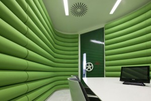 Офис компании Google в Лондоне от студии PENSON