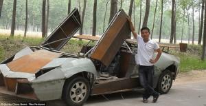 Lamborghini своими руками