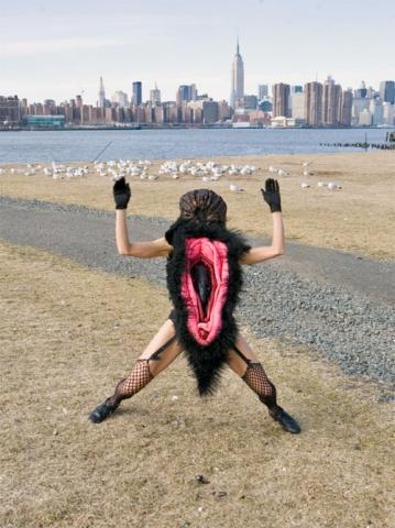 новый костюм для Pussy Riot