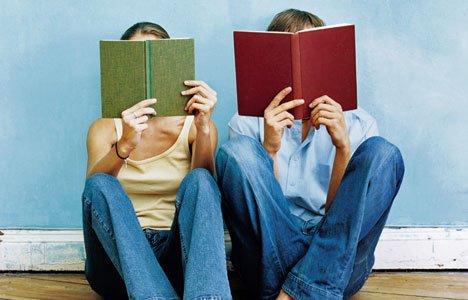 Книги равноценны спорту