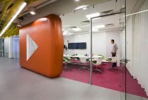 Как выглядит новый офис «Яндекса»