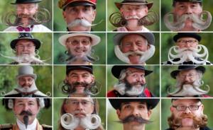 Бородато-усатый чемпионат прошел в Европе