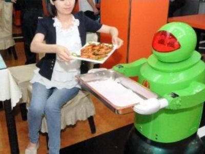 Китайский ресторан роботов