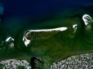 Плавающий нидерландский остров