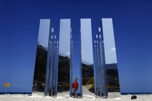 В Австралии проходит фестиваль пляжной скульптуры