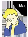Информация о возрастных ограничениях в отношении информационной продукции, подлежащая распространению на основании норм Федерального закона «О защите детей от информации, причиняющей вред их здоровью и развитию».  Некоторые материалы данной страницы могут содержать информацию, не предназначенную для детей младше 18 лет.