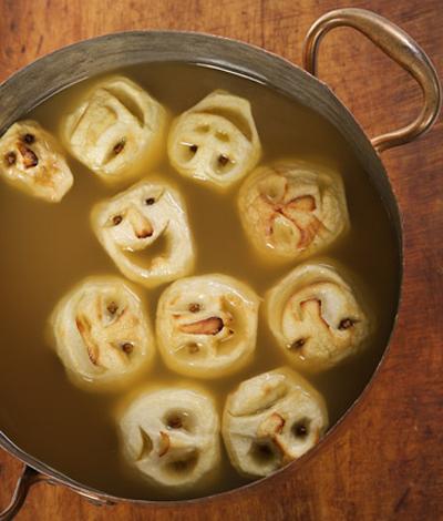 Идеальные блюда на Halloween