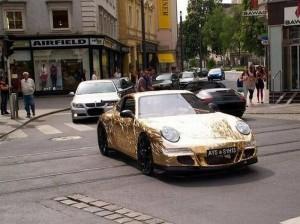 Самодельный Porsche 911
