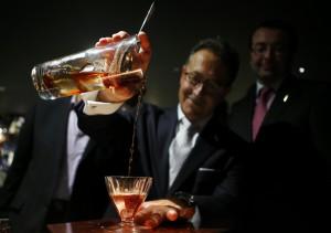 Самый дорогой коктейль приготовили в Лондоне