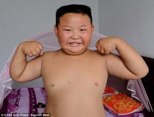 Самый сильный мальчик мира