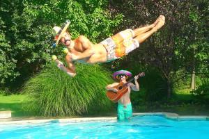 «Leisure dive», что переводится как «свободное ныряние»
