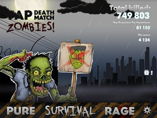 Tap Deathmatch: Zombies!