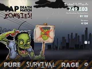 Tap Deathmatch: Zombies!