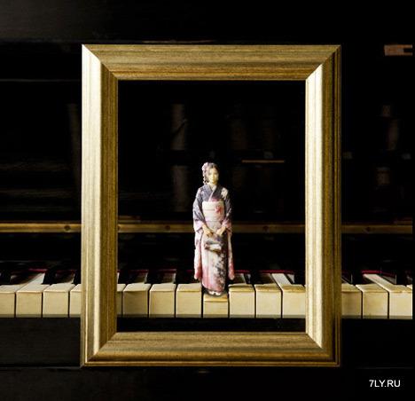 В Токио открылась 3D-фотобудка.