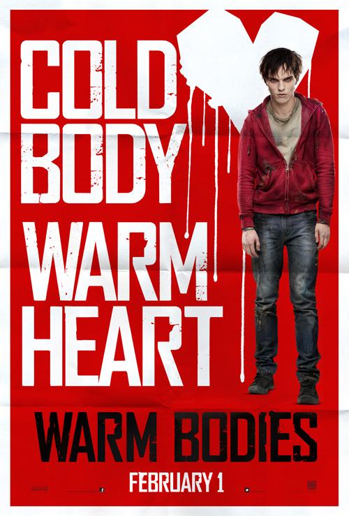 Тепло наших тел  - Warm Bodies, 2013