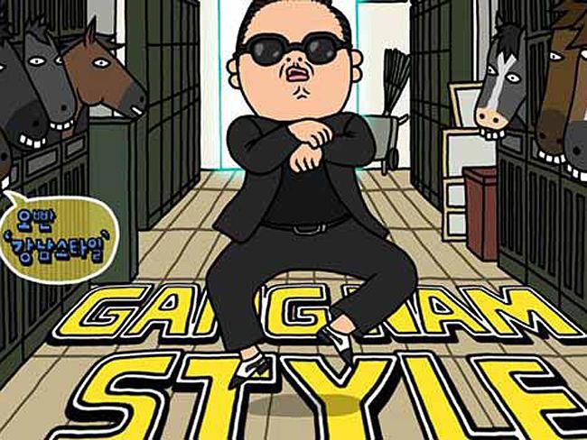 Клип Gangnam Style бьет все рекорды