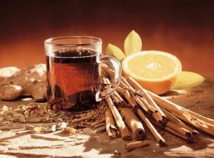Напитки, спасающие от простуды
