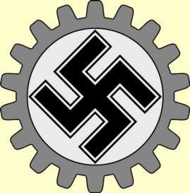 Эмблема Германского Трудового Фронта